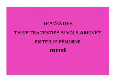 Travestie